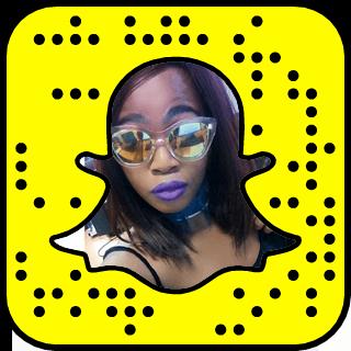 Breeya Halom Snapchat username