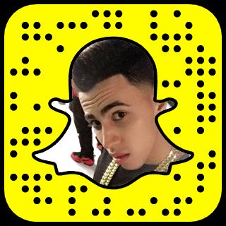Brytiago Snapchat username