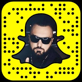 Buba Corelli Snapchat username