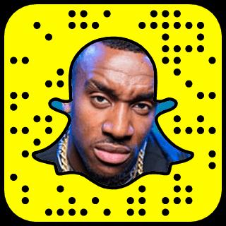 Bugzy Malone Snapchat username