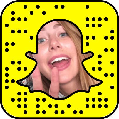 Carter Cruise Snapchat username