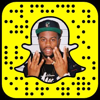 Casey Veggies Snapchat username