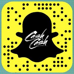 Cash Cash Snapchat username