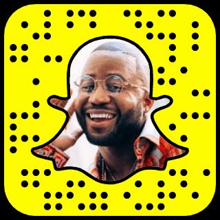 Cassper Nyovest Snapchat username