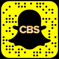CBS Snapchat username