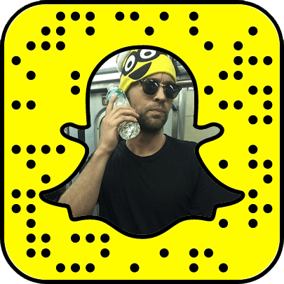 Chace Crawford Snapchat username