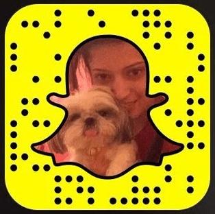 Charlie Chauhan Snapchat username