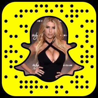 Charlotte McKinney Snapchat username