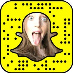 Chiara Ferragni Snapchat username
