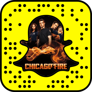 Chicago Fire snapchat