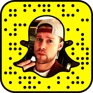 Chord Overstreet Snapchat username