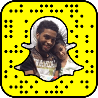 Chris and Queen Snapchat username