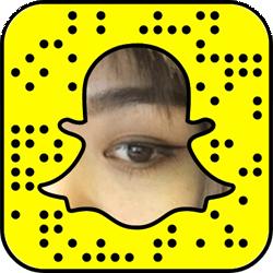 Christine Mi Snapchat username