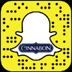 Cinnabon Snapchat username
