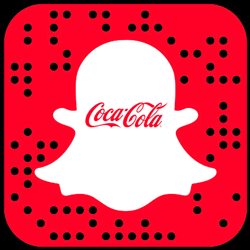 Coca-Cola Snapchat username