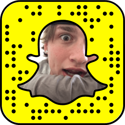 Crawford Collins Snapchat username