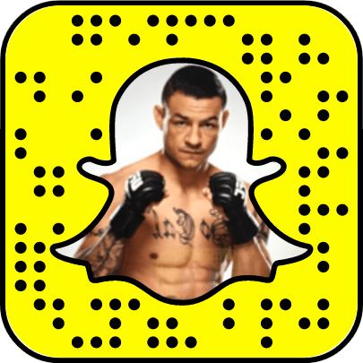 Cub Swanson Snapchat username