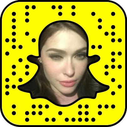 Daiana Menezes Snapchat username