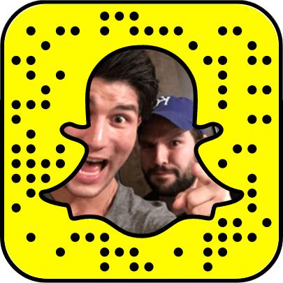 Dan + Shay Snapchat username