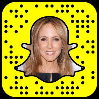 Dana Walden Snapchat username