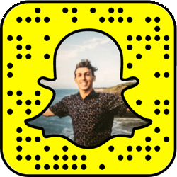 Danny Berk Snapchat username