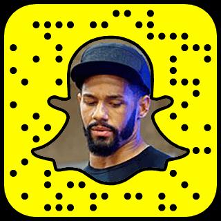Darren Young Snapchat username