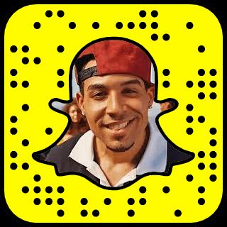 Dawin Polanco Snapchat username