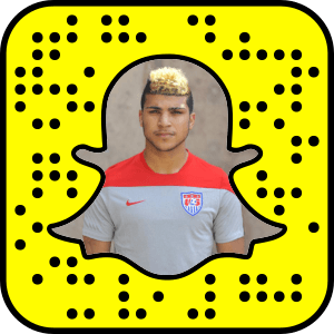 DeAndre Yedlin Snapchat username