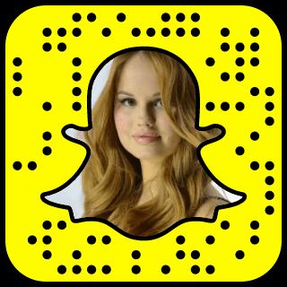 Debby Ryan Snapchat username