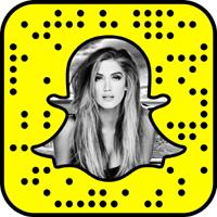 Delta Goodrem Snapchat username