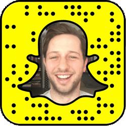 Derek Blasberg Snapchat username