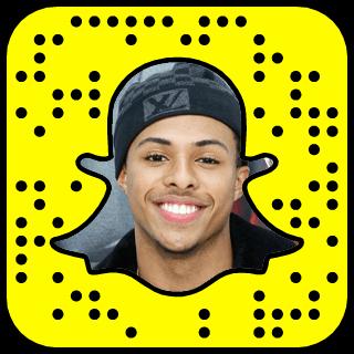 Diggy Simmons Snapchat username