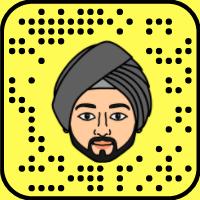 Diljit Dosanjh Snapchat username
