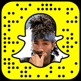 DJ ESCO Snapchat username