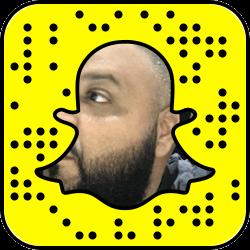 DJ Khaled Snapchat username