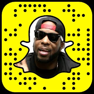 DJ Luke Nasty Snapchat username