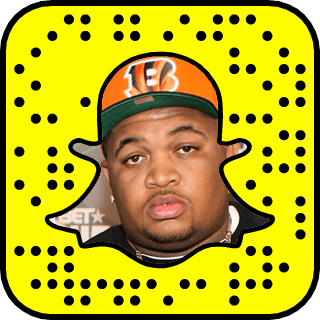 DJ Mustard Snapchat username