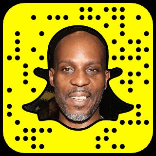 DMX Snapchat username