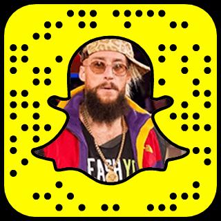 Enzo Amore Snapchat username