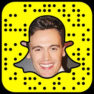 Erich Bergen Snapchat username