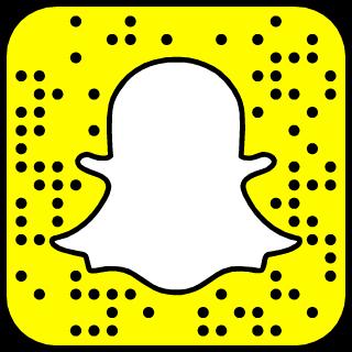 Estée Lauder Snapchat username