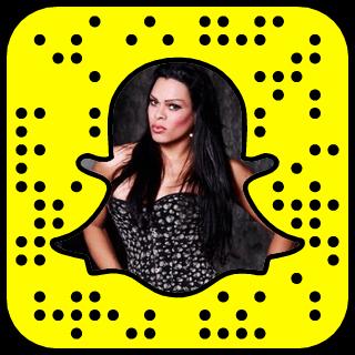 Faby Amanda Martins Snapchat username