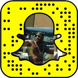 Flo Rida Snapchat username