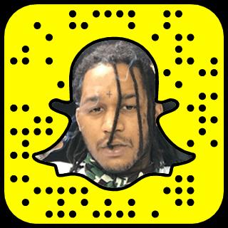 Freddo Santana Snapchat username