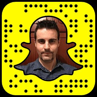 Garry Newman Snapchat username