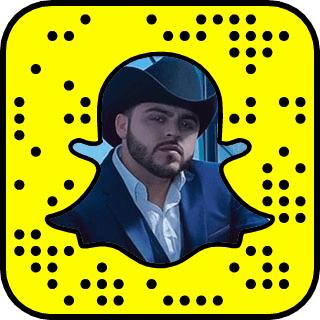 Gerardo Ortiz Snapchat username