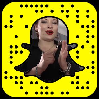 Goddess Sophia Snapchat username