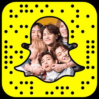 GOT7 Snapchat username