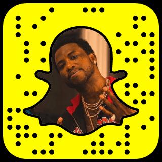 Gucci Mane Snapchat username