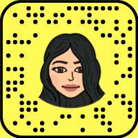 Hanna Beth Merjos Snapchat username